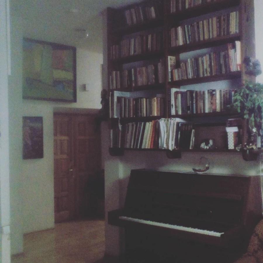 2017-02-12 17:31:16: Находясь только пару часов небольшой части квартиры не смог не запечатлеть ту часть которая поистине понравилась.