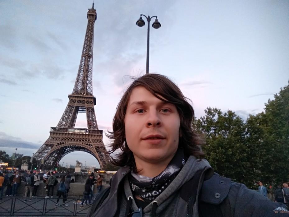 2017-11-09 22:21:18: Париж, детка