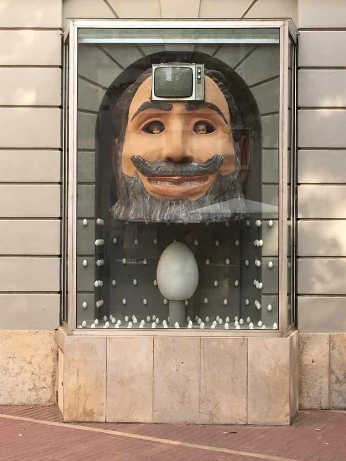 2017-11-14 17:57:09: Фигерас (Музей Дали)