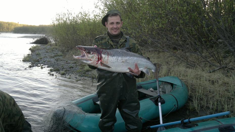Рыболовные форумы мурманской области